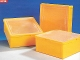Set No: 9919  Name: X-Large Yellow Storage Bin (Pack of Three)