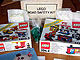 Set No: K1062  Name: Lego Road Safety Kit