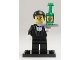 Set No: col09  Name: Waiter, Series 9 (Complete Set with Stand and Accessories)