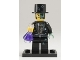 Set No: col09  Name: Mr. Good and Evil, Series 9 (Complete Set with Stand and Accessories)