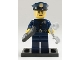 Set No: col09  Name: Policeman, Series 9 (Complete Set with Stand and Accessories)