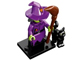 Set No: col14  Name: Wacky Witch, Series 14 (Complete Set with Stand and Accessories)