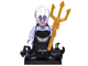 Set No: coldis  Name: Ursula, Disney (Complete Set with Stand and Accessories)