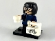 Set No: coldis2  Name: Edna Mode, Disney (Complete Set with Stand and Accessories)