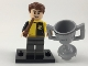 Set No: colhp  Name: Cedric Diggory, Harry Potter & Fantastic Beasts (Complete Set with Stand and Accessories)