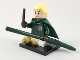 Set No: colhp  Name: Draco Malfoy in Quidditch Robes, Harry Potter & Fantastic Beasts (Complete Set with Stand and Accessories)