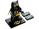 Set No: coltlbm2  Name: Bat-Merch Batgirl, The LEGO Batman Movie, Series 2 (Complete Set with Stand and Accessories)