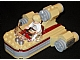 Set No: comcon024  Name: Luke Skywalker's Landspeeder - Mini - New York Comic-Con 2012 Exclusive