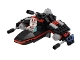 Set No: comcon032  Name: JEK-14 Mini Stealth Starfighter - San Diego Comic-Con 2013 Exclusive