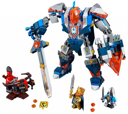 [LEGO] Nexo Knight 70327-1