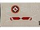 invID: 22830087 P-No: 4005stk01  Name: Sticker for Set 4005 - (194175)