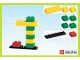 Book No: 45020b01  Name: Set 45020 Activity Card 1 (6145587)