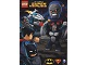 Book No: 6112152  Name: Super Heroes Comic Book, DC Comics, Gorilla Grodd & Darkseid (Batman & Superman Logo)