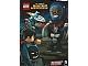 Book No: 6112153  Name: Super Heroes Comic Book, DC Comics, Gorilla Grodd & Darkseid (Justice League Logo)