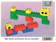 Book No: 9512b02  Name: Set 9512 Activity Card 2 - Caterpillars UK/AUS Version (4101811)