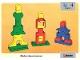 Book No: 9512b04  Name: Set 9512 Activity Card 4 - Towers UK/AUS Version (4101811)