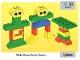 Book No: 9512b10  Name: Set 9512 Activity Card 10 - Clowns UK/AUS Version (4101811)