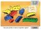 Book No: 9512b11  Name: Set 9512 Activity Card 11 - Creatures UK/AUS Version (4101811)