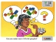 Book No: 9512b14  Name: Set 9512 Activity Card 14 - Googles UK/AUS Version (4101811)
