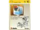Book No: 9603b43AU  Name: Set 9603 Activity Card Application: Simulation 16 - Curtain Time AUS version (118022)