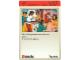Book No: 9603b94AU  Name: Set 9603 Activity Card Application: Invention 37 - Bubble Gum, Please AUS version (118122)