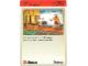 Book No: 9603b96AU  Name: Set 9603 Activity Card Application: Invention 39 - Keeping Fit AUS version (118122)