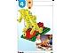 Book No: 9651b4  Name: Set 9651 Activity Card 4 - {Hoist, Merry-go-round}
