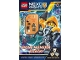 Book No: 971338055603  Name: Nexo Knights - Stone Monster Attack! - Activity Book