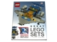Book No: 9780241011638  Name: Great LEGO Sets: A Visual History (UK Edition) with Micro-scale Space Cruiser