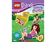 Book No: 9780545517591  Name: Friends Olivia's Great Idea - Activity Book