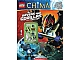 Book No: 9780545645270  Name: Legends of Chima - Ravens and Gorillas - Activity Book