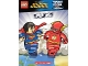 Book No: 9780545868105  Name: DC Universe Super Heroes - Phonics Boxed Set, Pack 2, Book 8, IN A FLASH