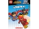 Book No: 9780545868136  Name: DC Universe Super Heroes - Phonics Boxed Set, Pack 2, WORKBOOK #1