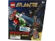 Book No: 9780756668532  Name: Brickmaster Atlantis (Hardcover)
