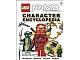 Book No: 9780756698126  Name: Ninjago Character Encyclopedia (Hardcover)