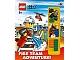 Book No: 9781409309321  Name: City - Fire Team Adventure! (Ladybird Edition)