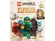Book No: 9781465485014  Name: Ninjago - Masters of Spinjitzu The Visual Dictionary - New Edition (Hardcover)
