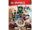 Book No: 9781912564972  Name: Ninjago Annual 2019