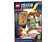 Book No: 9783946097235  Name: Nexo Knights - Mit Nexo Kraft gegen Monster - Activity Book