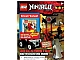 Book No: DKNinjagoDS  Name: Brickmaster Ninjago (Hardcover) with Nintendo DS Game
