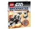 Book No: DKStarWars02PL  Name: Brickmaster Star Wars (Hardcover) - Bitwa o skradzione kryształy - Polish Edition