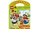 Book No: DUPLOMag04  Name: DUPLO Spiel & Spass Magazin 2010 04 'Ein Tag auf dem Campingplatz'