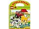 Book No: DuploMag02  Name: DUPLO Spiel & Spass Magazin 2010 02 'Ein Tag auf dem Bauernhof'