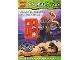 Book No: b12njo01nl  Name: Ninjago - Ninja's contra Constrictai - Activity Book (Dutch Edition)