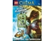 Book No: b13chi14pl  Name: Legends of Chima - Bitwy Plemion - Activity Book (Polish Edition)