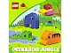 Book No: b13dup02  Name: Peekaboo Jungle