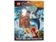 Book No: b14chi01PL  Name: Legends of Chima - Atak łowców - Activity Book (Polish Edition)