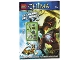 Book No: b14chi02fr  Name: Legends of Chima - Le combat des tribus (French Edition)