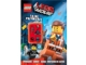 Book No: b14tlm01pl  Name: The LEGO Movie - Tajne przymierze - Activity Book (Polish Edition)