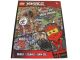 Book No: b15njo03pl  Name: Ninjago - Gdzie jest droid-samuraj? - Activity Book (Polish Edition)